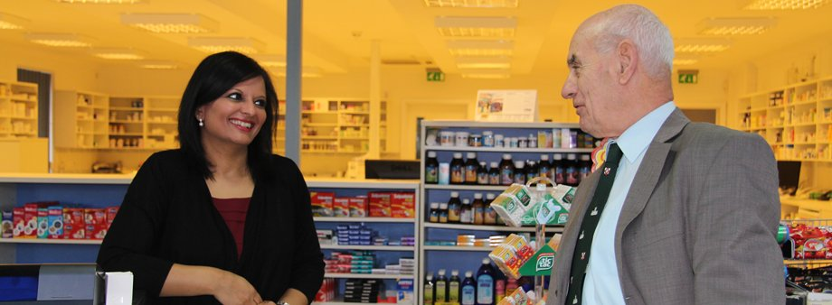 Meeting the needs of our patients and customers through our family-run pharmacy
